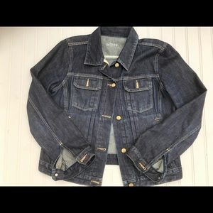Gap 1969 Womens Jean Denim Trucker Jacket Large